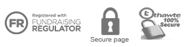 Fundraising Regulator | Secure page | Thawte